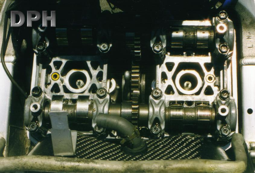 Engine weight loose